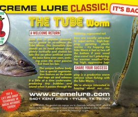 Creme Lure