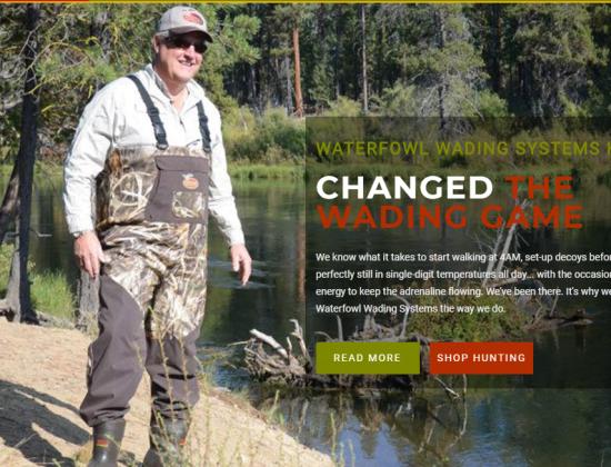 Caddis Wading Systems