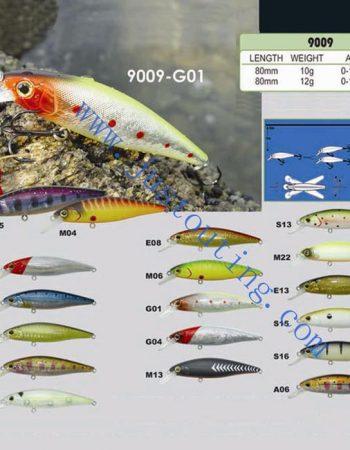 Beijing Huawen Richwin Fishing Tackle Co., Ltd.