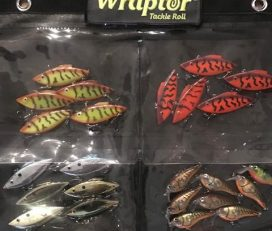 Wraptor Tackle Roll