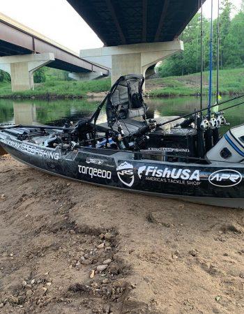 Kayak Bass Fishing