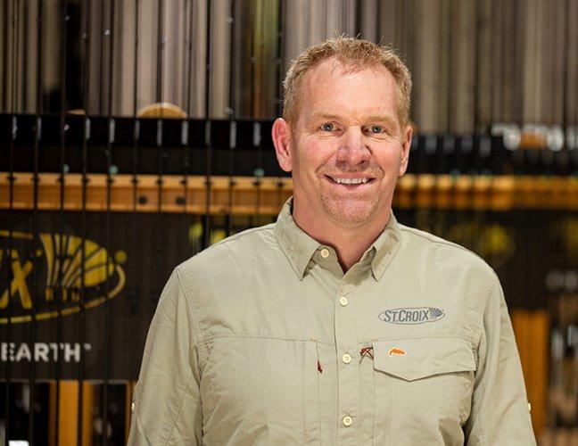 , Steve Self Joins St. Croix Rod Leadership Team, Anglers Hookup