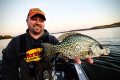 Season's First Crappie Frenzy.