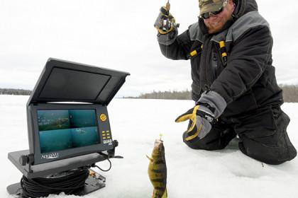 New Aqua-Vu® 4-in-1 QUAD HD™ Underwater Camera